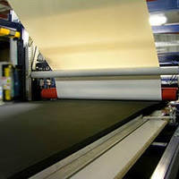 Wide Width Laminating offers single-pass efficiency.