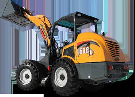 Articulated Loaders offer articulation angles up to 45