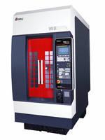 High-Speed Vertical Machining Center handles heavy workpieces.