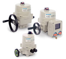 Quarter Turn Electric Actuators combine usability and performance.