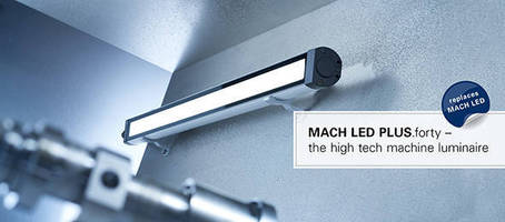 LED Lights are designed for high-tech machines.