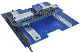 Closed Loop Linear Stepper XY Stage integrates absolute encoder.