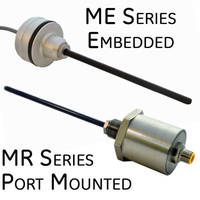 Linear Position Sensors feature magnet-free design.