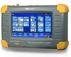 Handheld Test Instrument supports DisplayPort and HDCP 2.2.