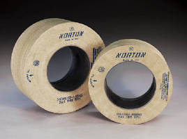 Centerless Grinding Wheels cut cycle times and noise levels.