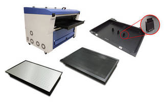 Laser Cutters support multiple materials via SmartBOX.