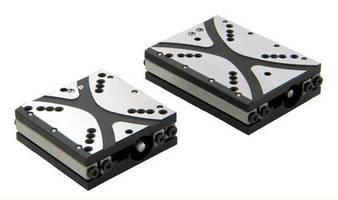 Compact Linear Positioner utilizes stick-slip piezo motor.