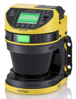Safety Laser Scanner provides protection range of 27.56 ft.