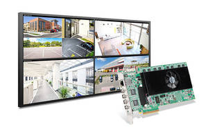 Matrox Unveils Mura IPX 4K IP Decode and Display Card at InfoComm 2016