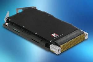QorIQ-based 3U VPX SBC handles high bandwidth data processing.