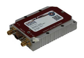 Broadband RF PA Module delivers multi-octave operation.