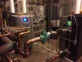 Historic Church Sings Praises of New High Efficiency Condensing Boilers