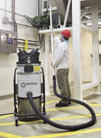 Industrial Vacuum Cleaner combines performance and safety.