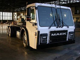 Mack Trucks Showcases Wrightspeed's the Route Powertrain at WasteExpo 2016