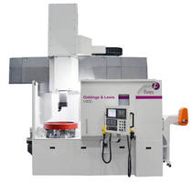 New Giddings & Lewis V Series Vertical Turning Center to be exhibited at IMTS