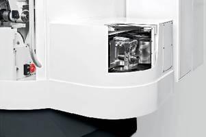 Wheel Changer enables uninterrupted machine operation.