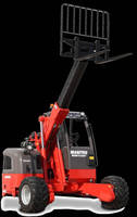 Telescopic Truck-Mounted Forklifts are Tier IV-certified.