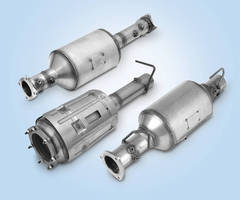 Diesel Particulate Filters fit light- and medium-duty vehicles.