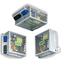 Power Supplies offer multiple mounting options.