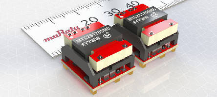 DC-DC Converters comply with medical safety standard.