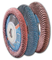 POLIFAN®-CURVE Flap Discs from PFERD INC Yield Excellent Grinding and Fnishing Results