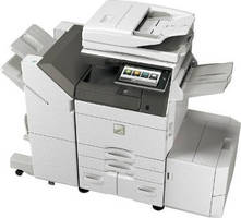 High-Speed Color MFPs meet workgroup, departmental needs.
