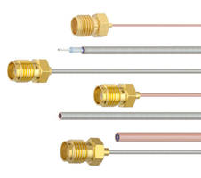 Semi-Rigid Coax Test Probes operate to 6 GHz max.