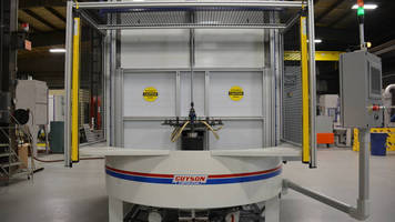 Rotary-Index Twin Spindle Machine enhances cellular manufacturing.