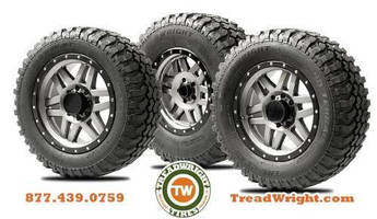 Off-Road Mud Terrain Tires combine ruggedness, green production.