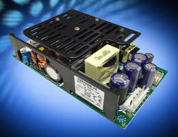AC/DC 250 W Power Supplies carry medical and ITE certifications.