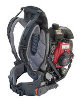 Ergonomic Backpack Vibrator supports concrete consolidation.