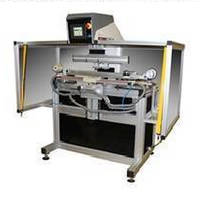 Servo Driven Catheter Pad Printer targets medical device industry.