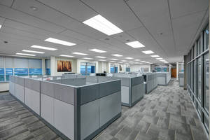 ROCKFON Ceiling Panels with High NRC Achieve Optimized Acoustics