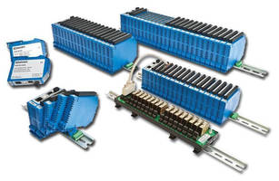 Data Acquisition and Control System supports analog input modules.