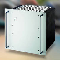 Rugged 5 kW Power Converter withstands harsh environments.