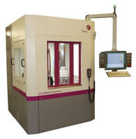 Twin Turret Grinding Machines exhibit optimized stiffness.