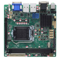 Embedded Mini-ITX Motherboard leverages 6th Gen Intel Core CPU.