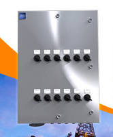 Circuit Breaker Panels feature explosion proof design.