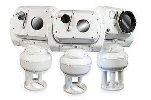 PTZ Security Cameras offer 3 LWIR field-of-view options.