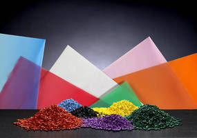 Fluon® MPC Color Concentrates Add Color Without Causing Processing Defects