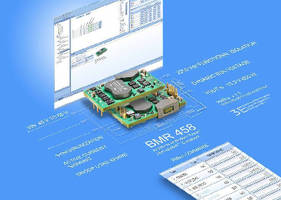 Bus Converter Module delivers up to 650 W.