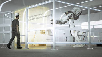 Robot Monitoring System enables worker/robot collaboration.