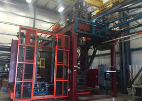 Davis-Standard Ships First Large-Scale Accumulator Head Machine from Fulton Facility