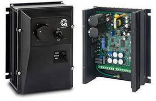 Brushless DC Motor Controls provide commutated power.