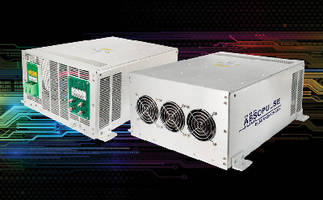 DC-DC Converter targets power transmission systems.