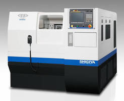 CNC Cylindrical Grinder uses double center drive system.