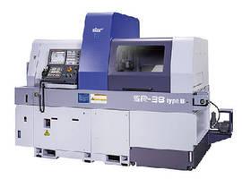 Automatic Lathe machines complex, large diameter parts.