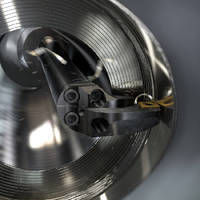 Dedicated Tooling facilitates valve seat pocket machining.