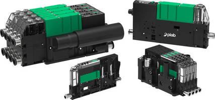 Vacuum Generator features split unit design.