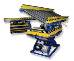Scissor Lift Tables offer tilt, turn, and convey functionalities.